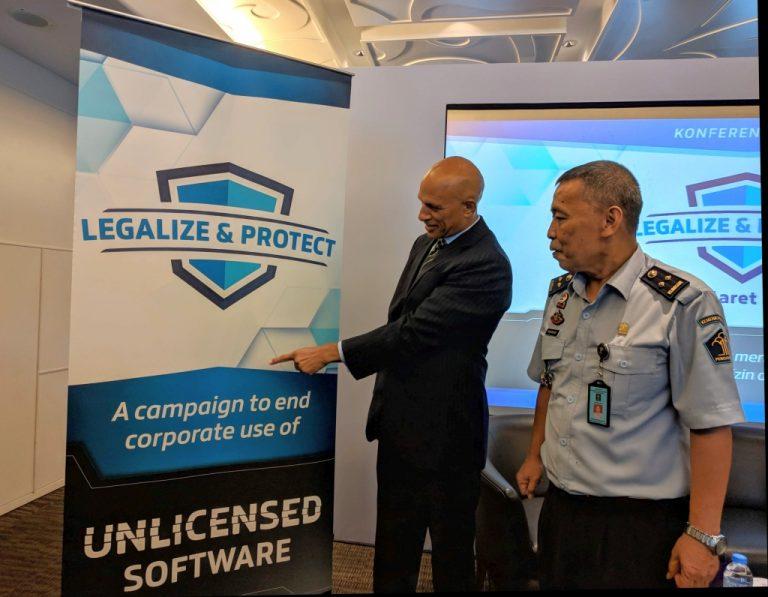 Gelar Kampanye 'The Legalize & Protect', BSA dan Pemerintah Ingin Edukasikan Manfaat Aset Software Berlisensi