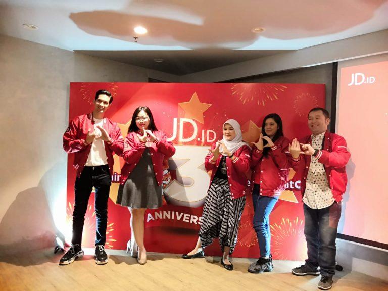 Sambut Ulang Tahun Ketiganya, 'Semangat Ori' Menandai Kampanye JD.ID Sepanjang 2019