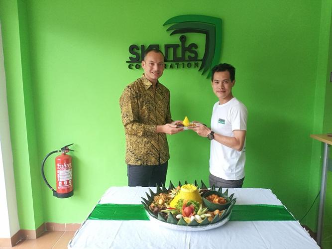 Skutis Corporation Buka Showroom di Jakarta: Bisnis Wajib, 'Go Green' Utama!