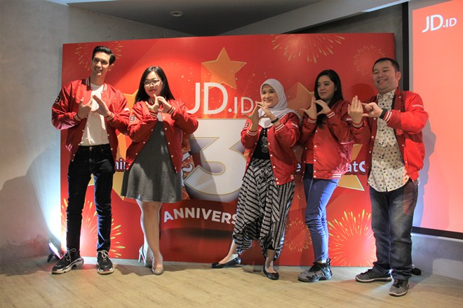 JD.ID Manjakan Pelanggannya Melalui JD 'THR' dan Rentetan Promo Lainnya