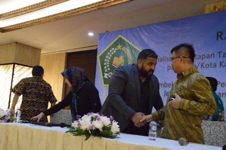 Kementerian Agama RI dan VFS Tasheel Persiapkan Rekam Biometrik untuk Jemaah Haji 2019