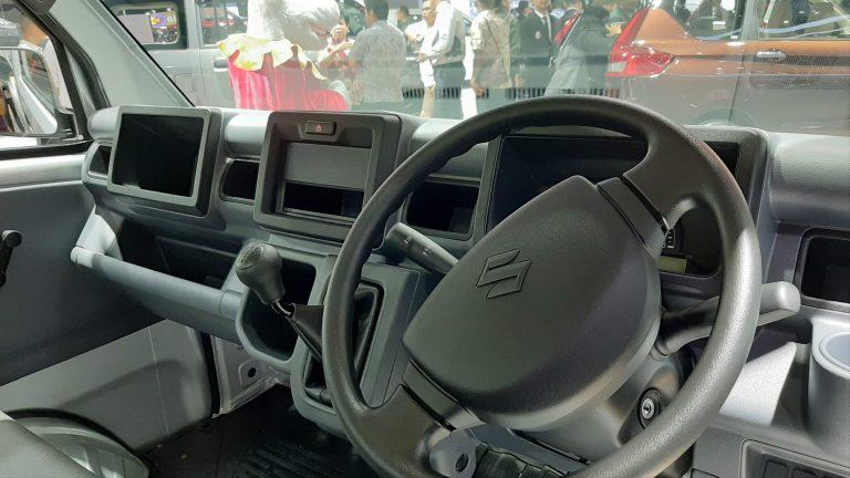 Ini Berbagai Fitur yang Hadir di Suzuki New Carry Pick Up