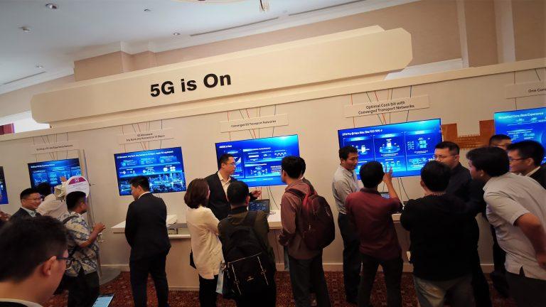 Berlangsung Selama Sepekan, Huawei Pamerkan Teknologi 5G Bagi Operator Indonesia