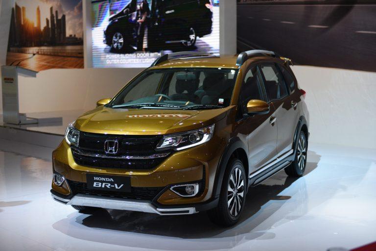 New Honda BR-V Tambah Fitur dan Tampil Elegan