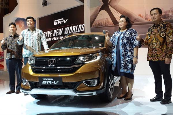 Melonjak Hingga 43% di Bulan April 2019, Model Ini Jadi Kontributor Penjualan Mobil Honda