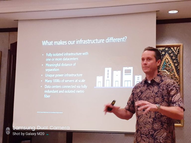 Amazon Web Services Hadirkan AvailabilityZonedi Indonesia: Waktunya Startup Tumbuh Pesat