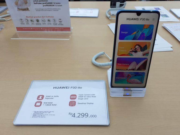 Bertabur Hadiah dan Diskon, Huawei Resmikan Toko Premium Pertamanya di Indonesia