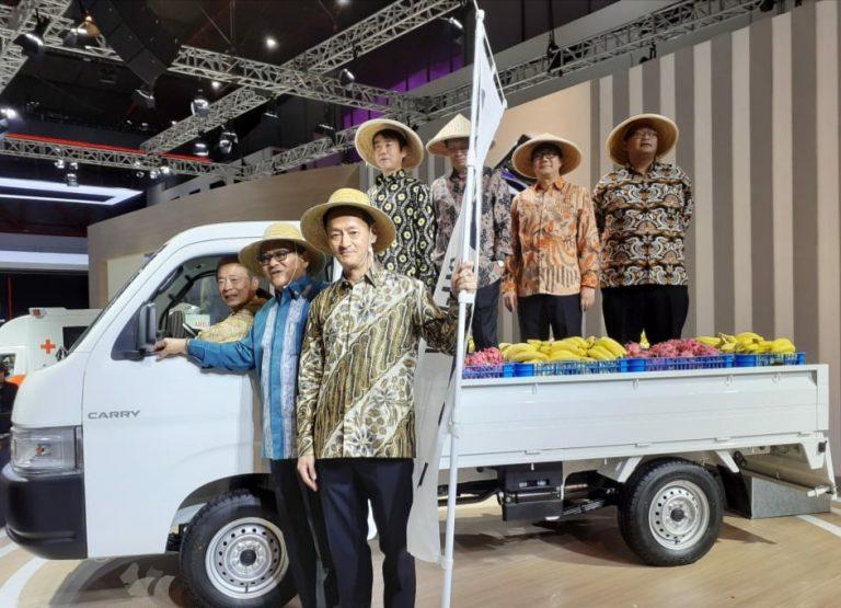 Di Ajang IIMS 2019, Suzuki Perkenalkan Generasi Terbaru Raja Pick Up Indonesia