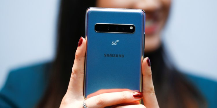 Samsung Galaxy S10 5G Bermasalah Usai Sepekan Diluncurkan