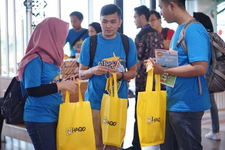 HAGO Dukung Kreativitas Milenial Lewat Airport Week Fest