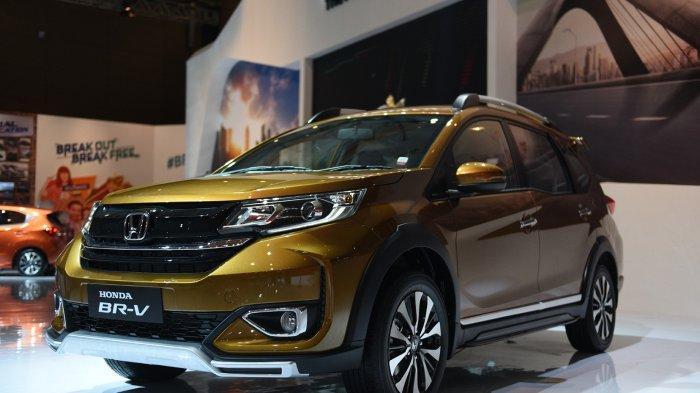 New Honda BR-V Meluncur dengan Sentuhan Kemewahan dan Fitur-Fitur Baru di IIMS 2019