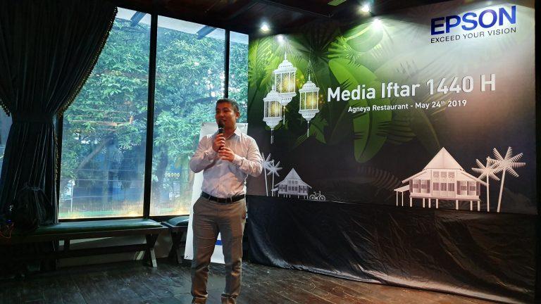 Epson Indonesia Punya Managing Director Baru, Mulai Bekerja Tanggal 1 Juni 2019