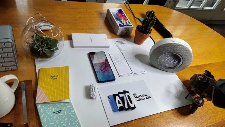 Ini Dia Spesifikasi Lengkap Samsung Galaxy A70