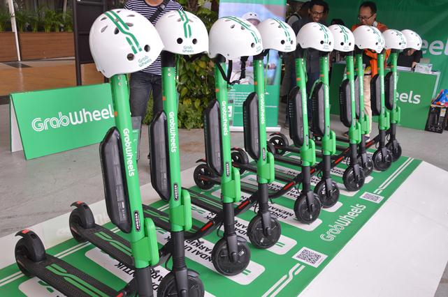 Hadirkan Solusi Mobilitas Inovatif dan Ramah Lingkungan, Sinar Mas Land dan Grab Luncurkan GrabWheels