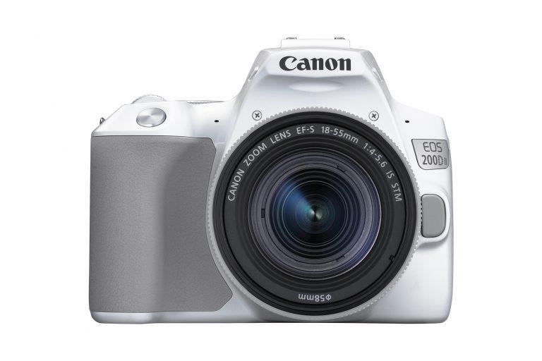 Canon Perkenalkan EOS 200D II, DSLR Mungil dengan Kinerja Maksimal
