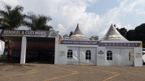 Mudik Aman Saat Lebaran, Chevrolet Siapkan 11 Titik Layanan di Pulau Jawa