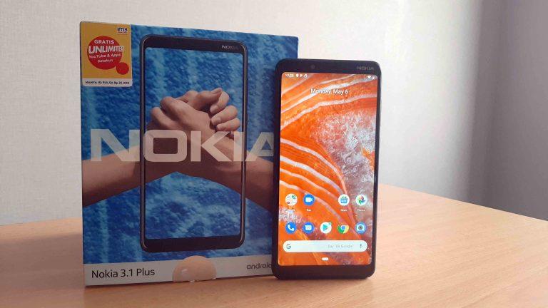 Review Nokia 3.1 Plus: Smartphone NFC dengan Harga Terjangkau