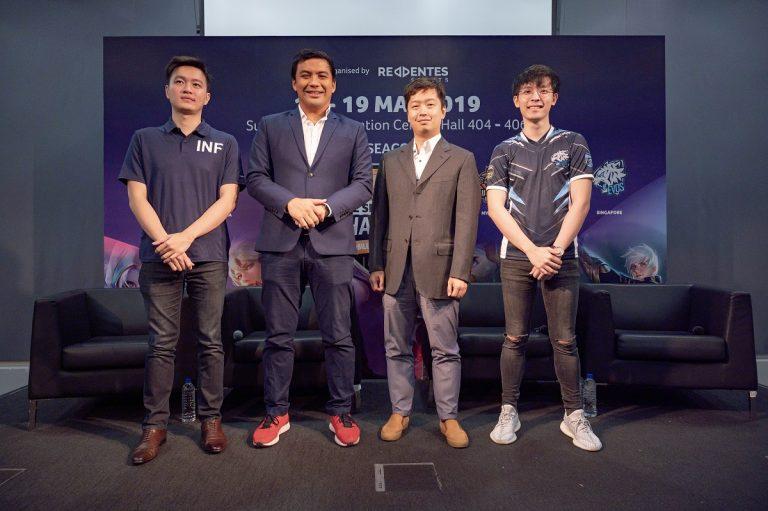 SEACOC Akan Menjadi Panggung Bagi Tim Singapura Menuju ke SEA Games