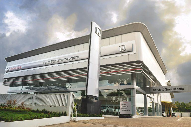 Honda Resmikan Dealer Mandalatama Sebagai Dealer Honda Pertama di Jepara