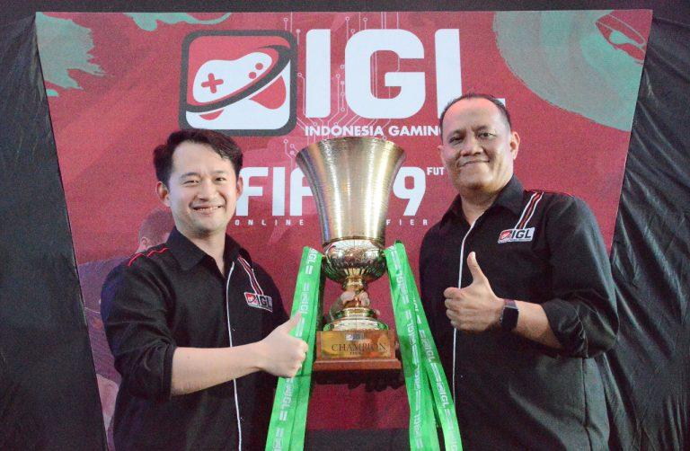 IGL Online Qualifier FIFA 19 FUT Berakhir, 24 Top Player Siap Berlaga di Big League