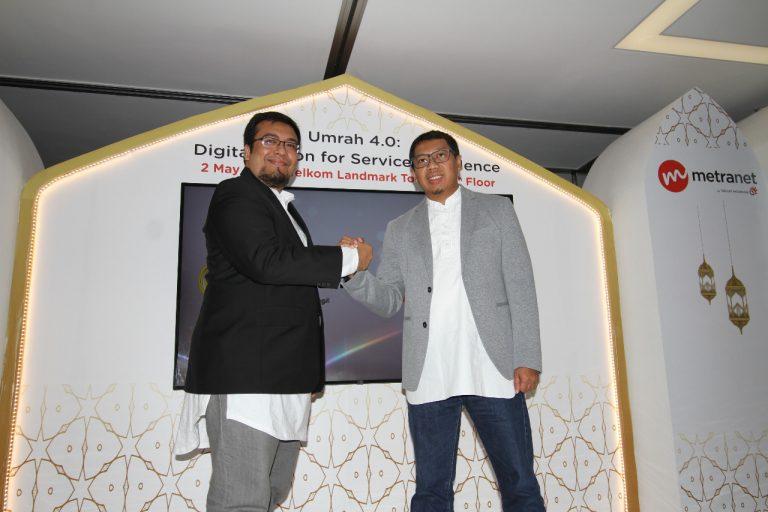 Permudah Calon Jemaah Umrah, Telkom Group Hadirkan Aplikasi Safar