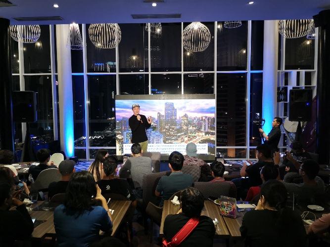 Alasan Sukimin Thio Menekuni Fotografi Cityscape dan Tips Bagaimana Cara Memotret Cityscape