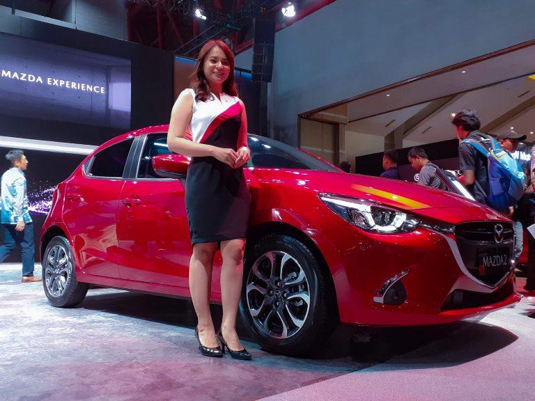 """Ada 4 Elemen Pendukung, PT EMI Luncurkan Kampanye Merek Terbaru Mazda: """"Imagination Drives US"""""""