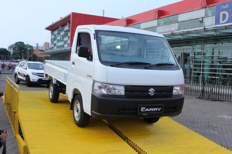 Rp 2,3 Juta Saja, Perawatan New Carry Pick Up Dijamin Suzuki Hingga 50 Ribu KM