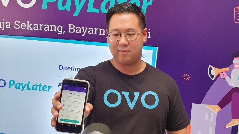 OVO Luncurkan OVO Paylater, Bisa Beli Barang Sekarang, Bayarnya Belakangan