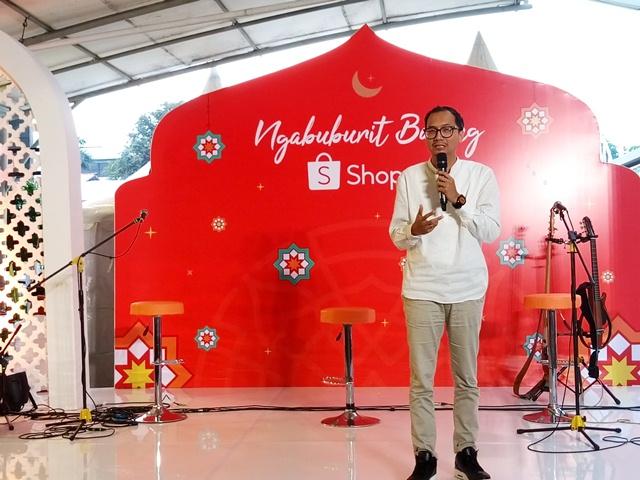 Galang Donasi Ramadan, Shopee Gandeng BAZNAS dan Parongpong