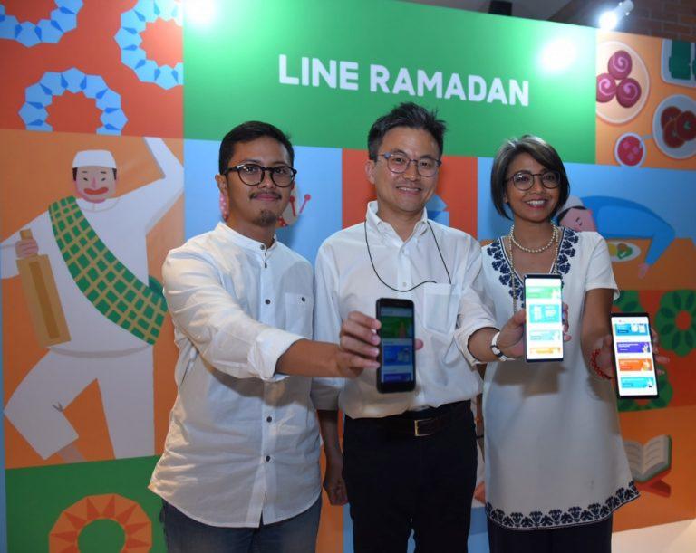 Ini 3 Fitur Baru Line Sambut Ramadan 2019