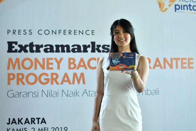 'Nilai Pelajaran Naik atau Uang Kembali' Jadi Program Unggulan Extramarks Indonesia