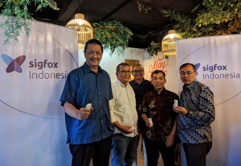 Potensi Bisnis Besar, Sigfox Tawarkan Solusi IoT Non-Seluler Berdaya Rendah di Indonesia