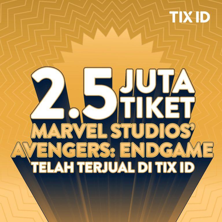 Torehkan Rekor Baru, TIX ID Jadi Aplikasi Favorit bagi Pecinta Film di Indonesia