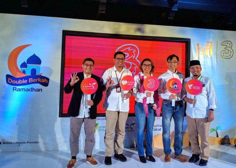 Pacu Jiwa Kewirausahaan Anak Muda, Tri Indonesia Perkenalkan Program Dobel Berkah
