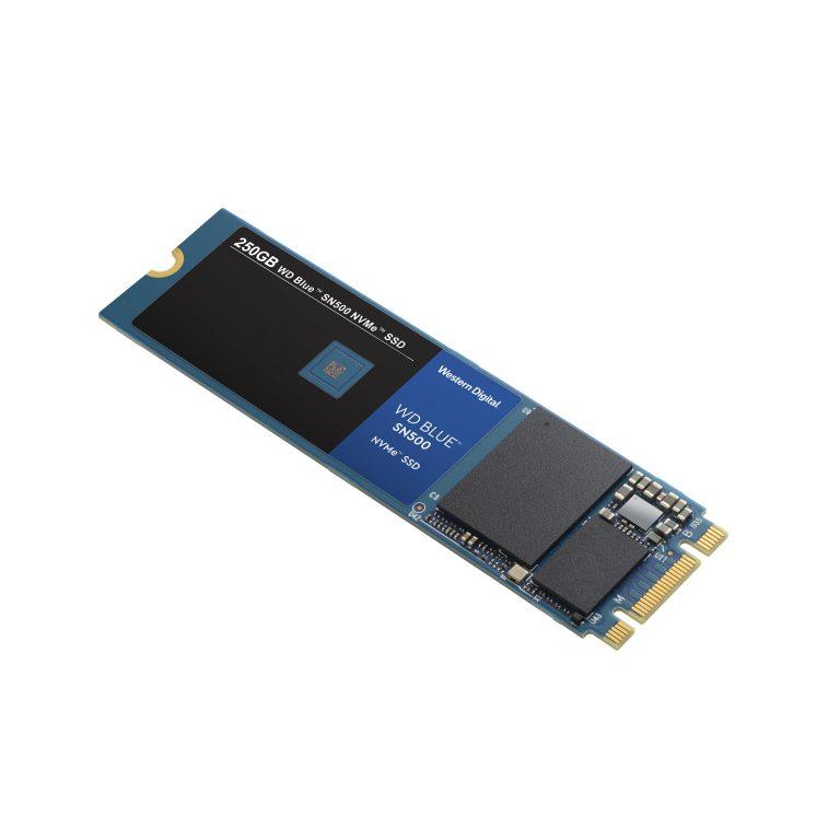 Western Digital Perkenalkan SSD WD Blue Berteknologi NVMe