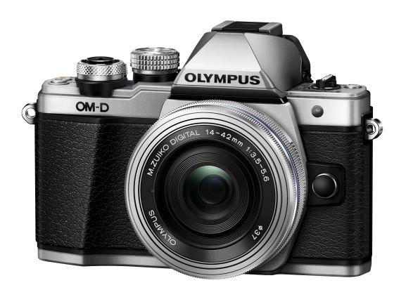 Dilengkapi dengan Teknologi 5 Axis Image, Olympus Rilis OM-D E-M10 Mark II