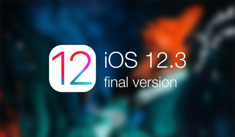 Apple Rilis iOS dan tvOS 12.3, WatchOS 5.2.1, dan macOS 10.14.5