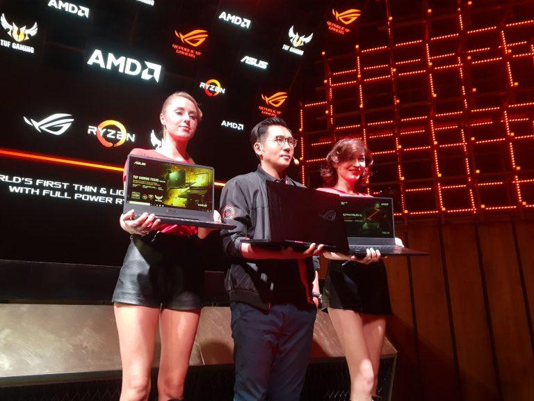 Asus Luncurkan Laptop Gaming Berstandar Militer dan Lini ROG Zephyrus Versi Murah