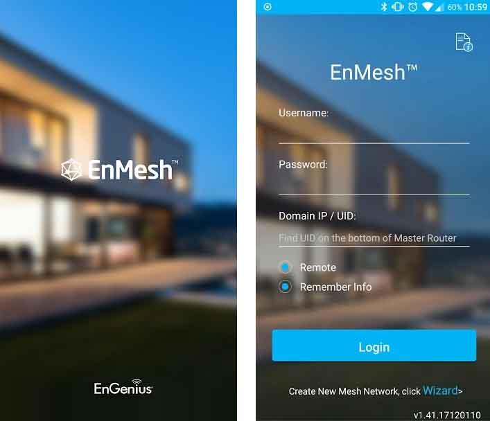 ENMESH App