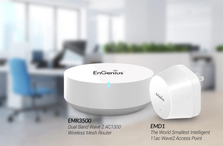 EnGenius Perkenalkan 'Pasangan' Ideal untuk Jaringan Rumah dan SOHO