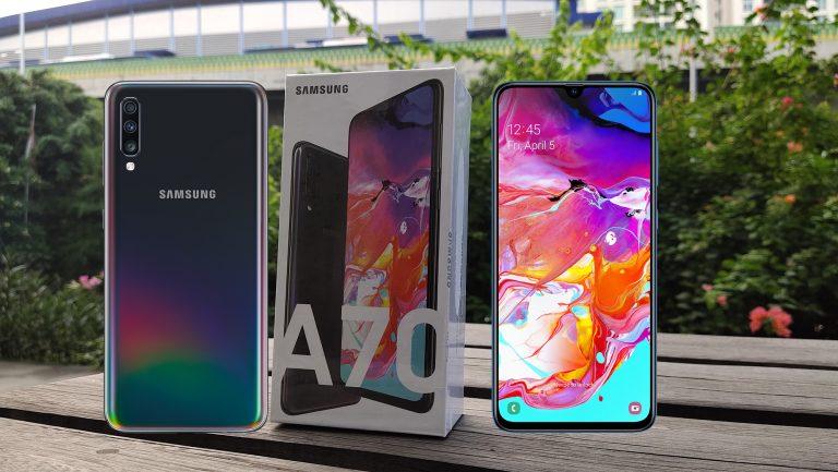 Berkat Tujuh Fitur Premium Ini, Samsung Galaxy A70 Layak untuk Teman Beraktivitas