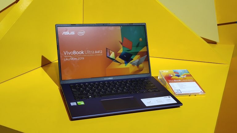 Asus Hadirkan VivoBook Ultra A412, Laptop 14 Inci Paling Berwarna