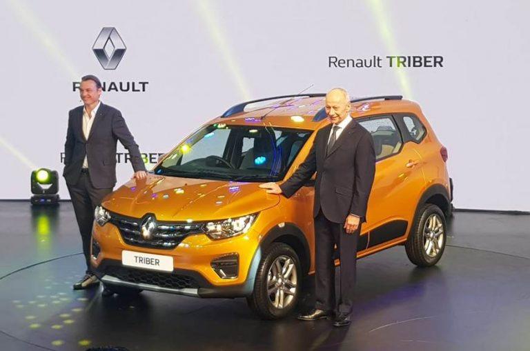Mobil Ultra Modular Renault Triber Siap Mengaspal di Indonesia