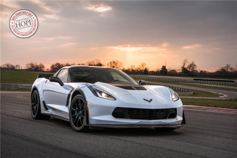 Corvette Generasi Ke-7 Terakhir Akan Dilelang untuk Amal