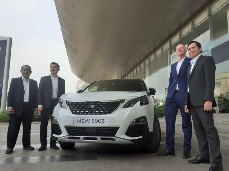 Mulai Mengaspal di Indonesia, New Peugeot 5008 SUV Menjadi Satu-satunya 7-Seater Premium Eropa Dibawah Rp1 Miliar