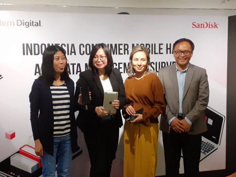 SanDisk Hadirkan Perangkat Agar Pengguna Smartphone Rajin Membackup Data-data Penting Mereka