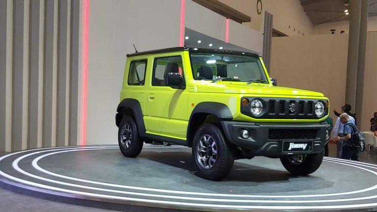 Suzuki Resmikan Jimny Generasi Keempat, Harga Tiga Ratus Jutaan