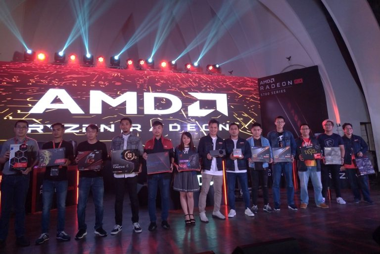 Resmi Masuk Indonesia, AMD Ryzen 3000 dan Radeon RX 5700 Siap Tantang Intel dan NVIDIA