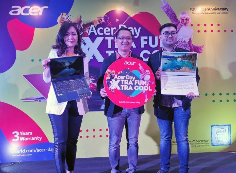 Hadir di Indonesia, Laptop Acer ConceptD Difokuskan untuk Para Kreator Konten